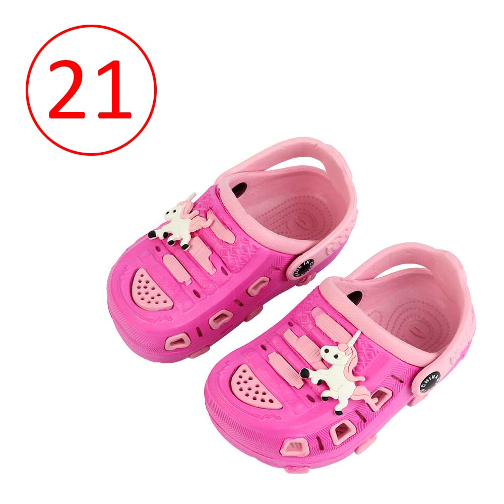 Kids Slippers Size 21 Color Fushia And Pink متجر 15 وأقل