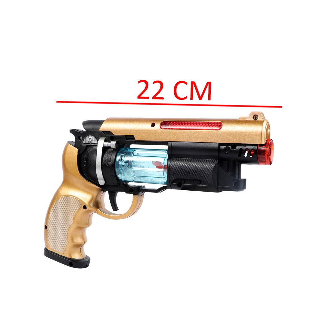 لعبة مسدس متحرك لون ذهبي متجر 15 وأقل