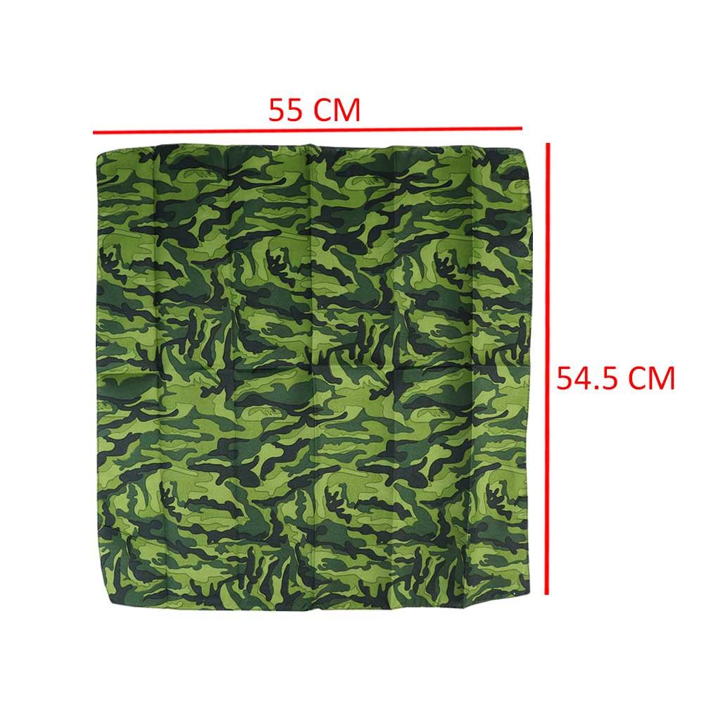 Army Style Hair Tissue Light Green متجر 15 وأقل
