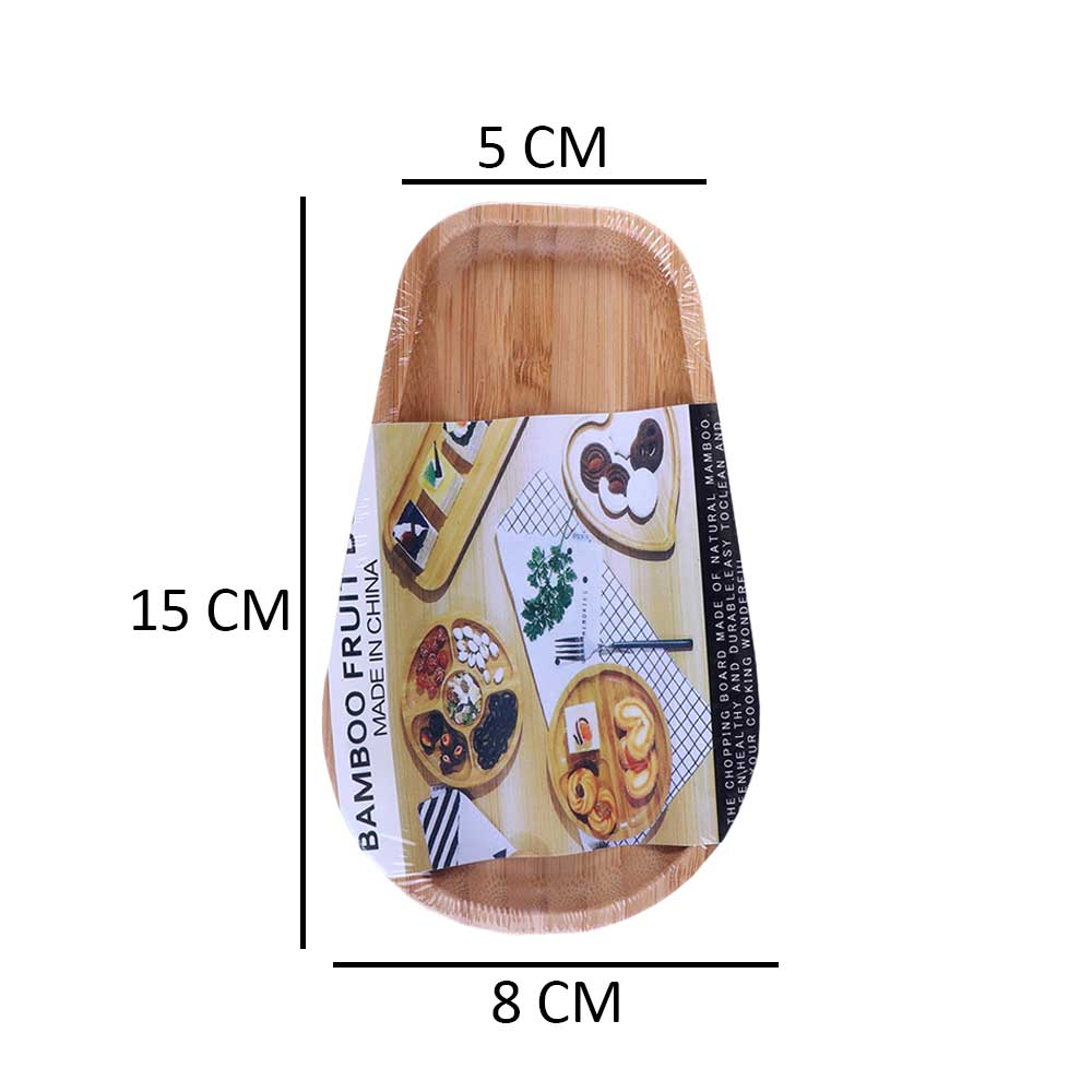 Small Wooden Dish To Serve Appetizers متجر 15 وأقل