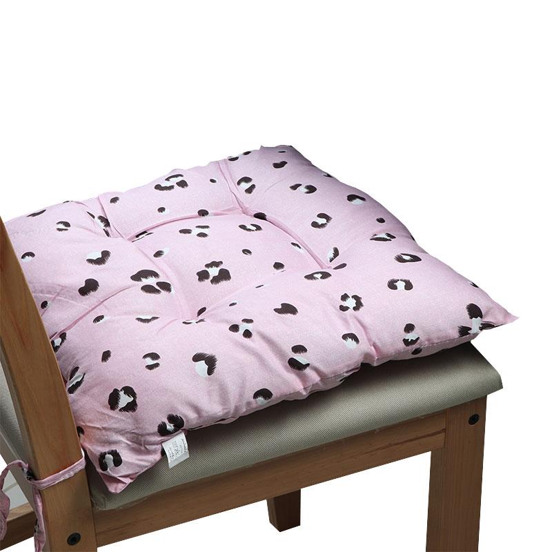 وسادة (خدادية) لينة بتصميم جذاب مربعة الشكل لون وردي متجر 15 وأقل