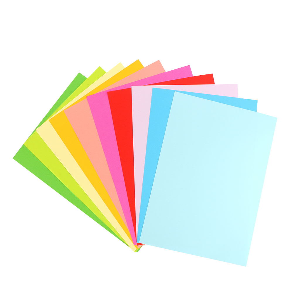 Rocco Photo And Colorful Printing Paper 50 Sheets And Size A4 متجر 15 وأقل
