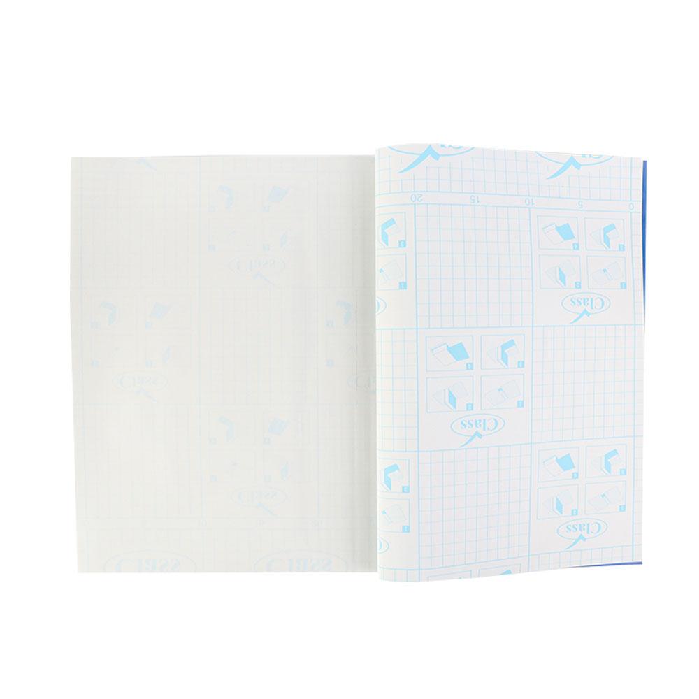 تجليد كتب شفاف مقطع مثلج مكون من 10 قطع بمقاس 50×36 سم متجر 15 وأقل