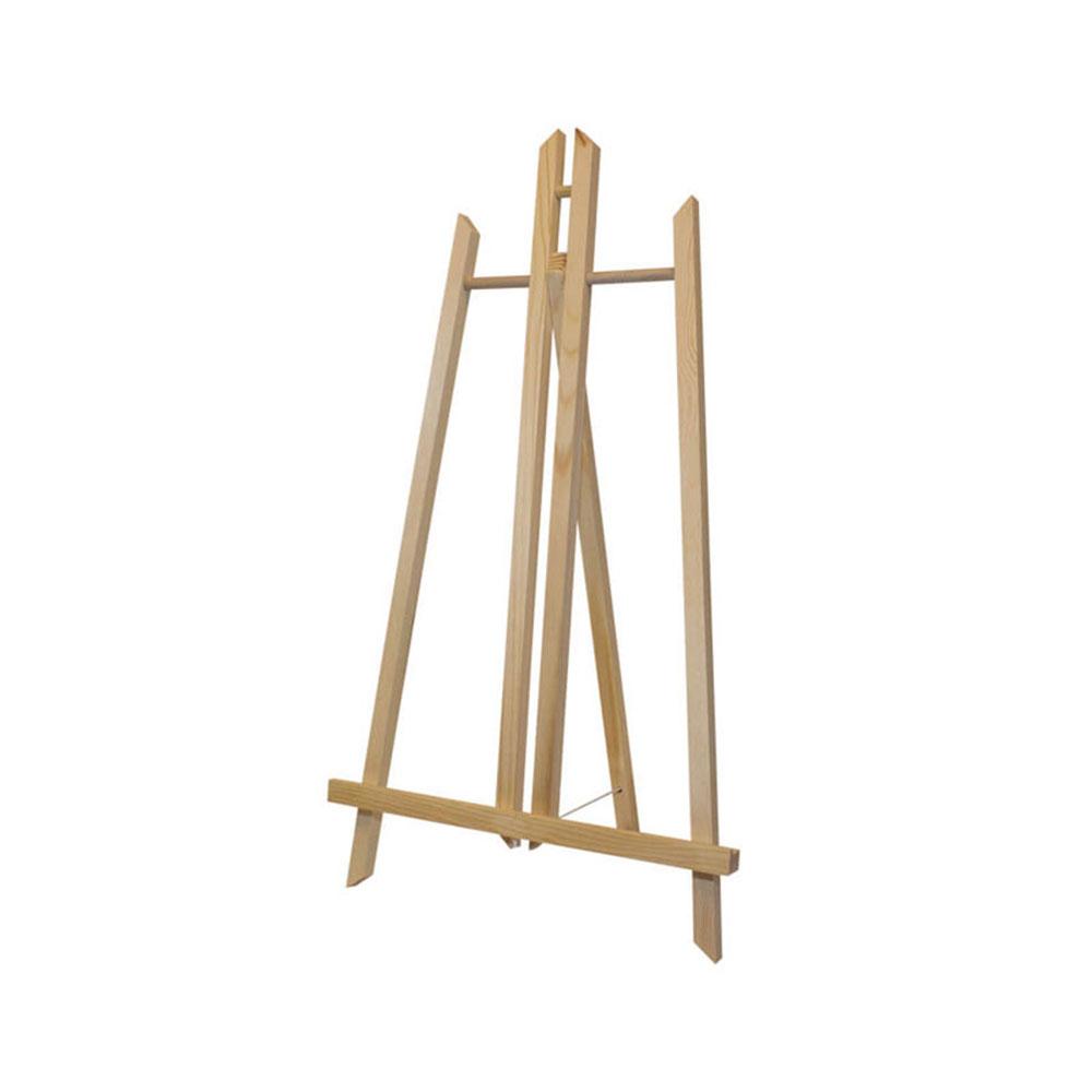 حامل لوحة رسم كانفس ثلاثي خشب صغير ينطوي 30 سم متجر 15 وأقل
