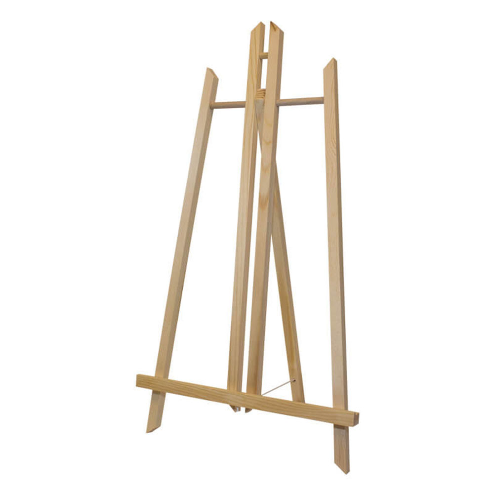 Small Three Wooden Canves Drawing Board Holder Involving 50 CM متجر 15 وأقل