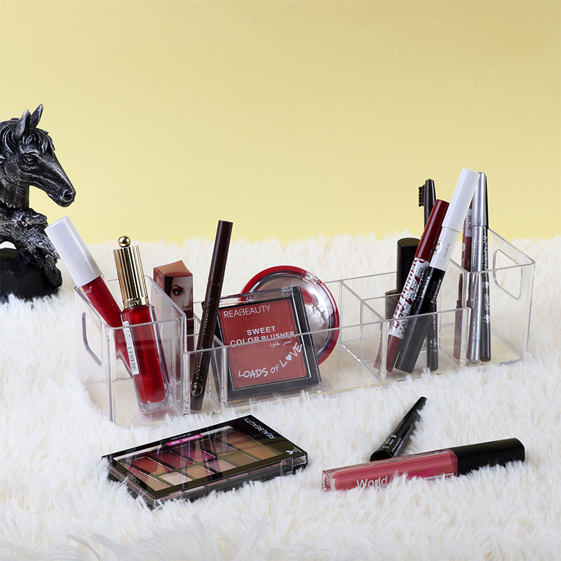 Stand For storage Makeup And Beauty Tools It Divided Into Several Sections Royal Max متجر 15 وأقل