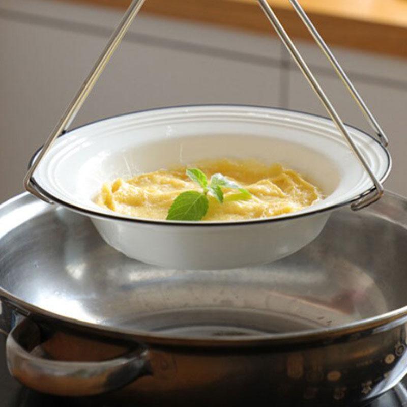 Tong HeatProof Dish Holder 17×8 cm متجر 15 وأقل