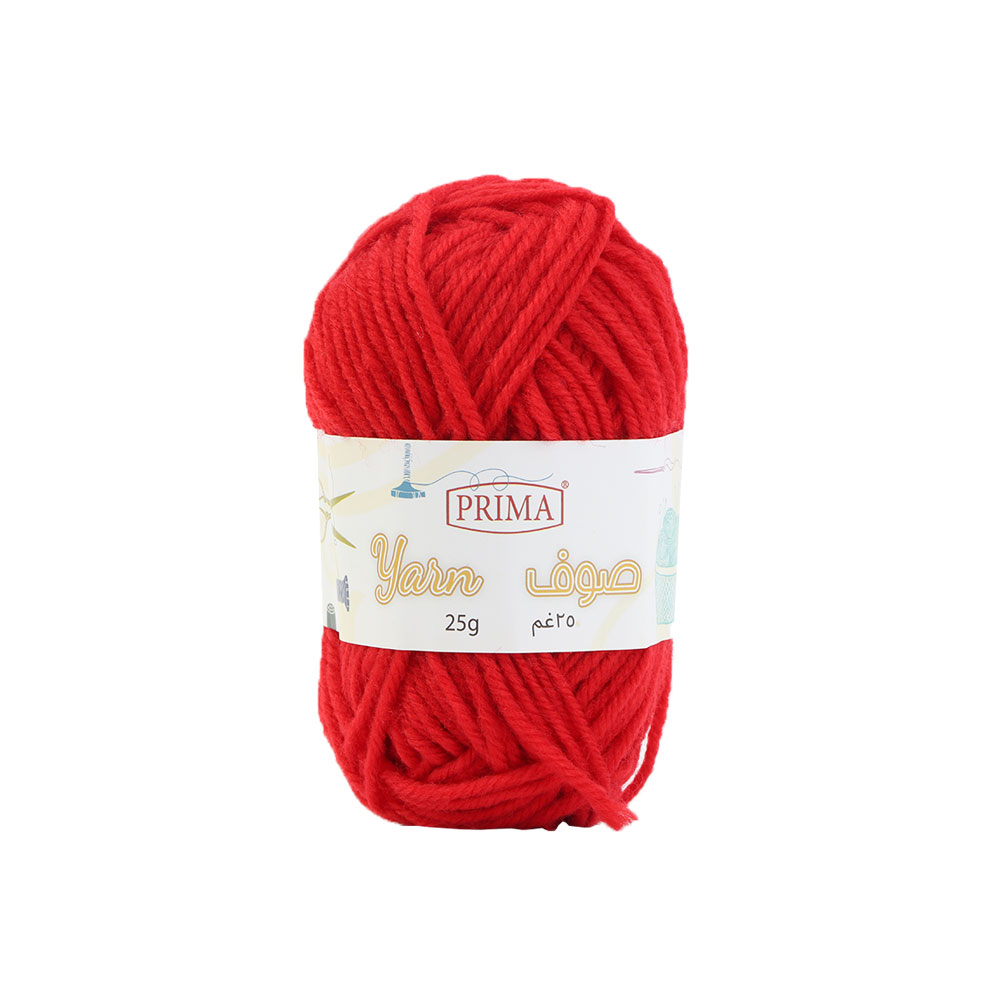 Red Wool Sewing Thread 1 Piece 25 Grams متجر 15 وأقل