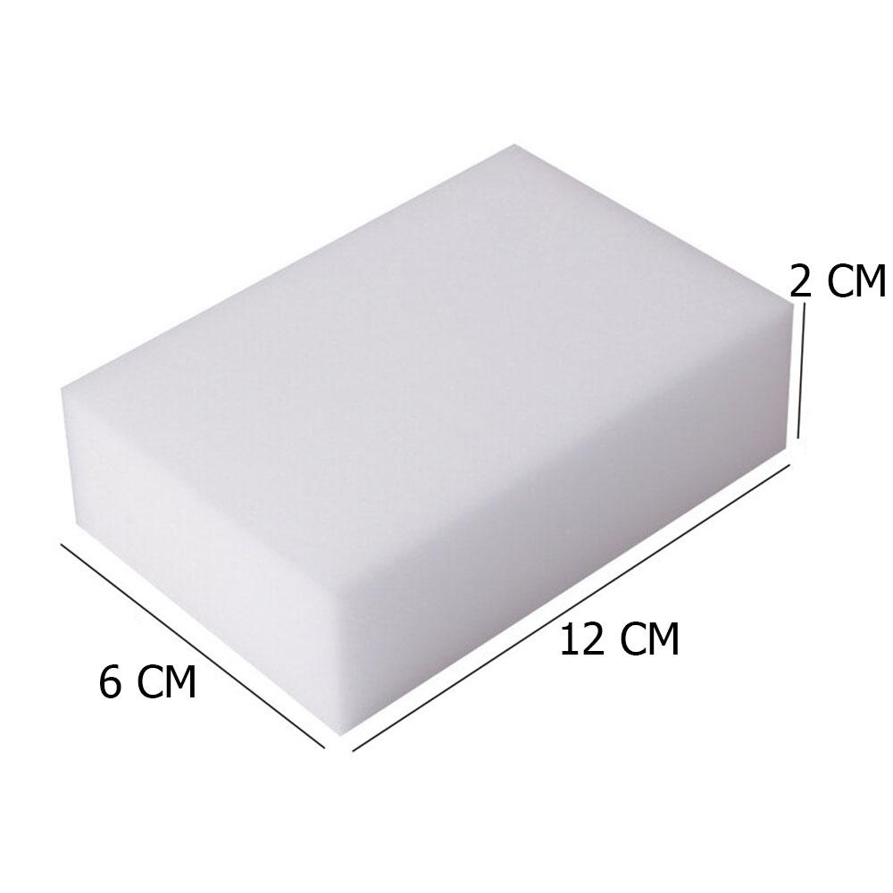 إسفنج التنظيف السحري أبيض مكونة من 12 قطعة متجر 15 وأقل