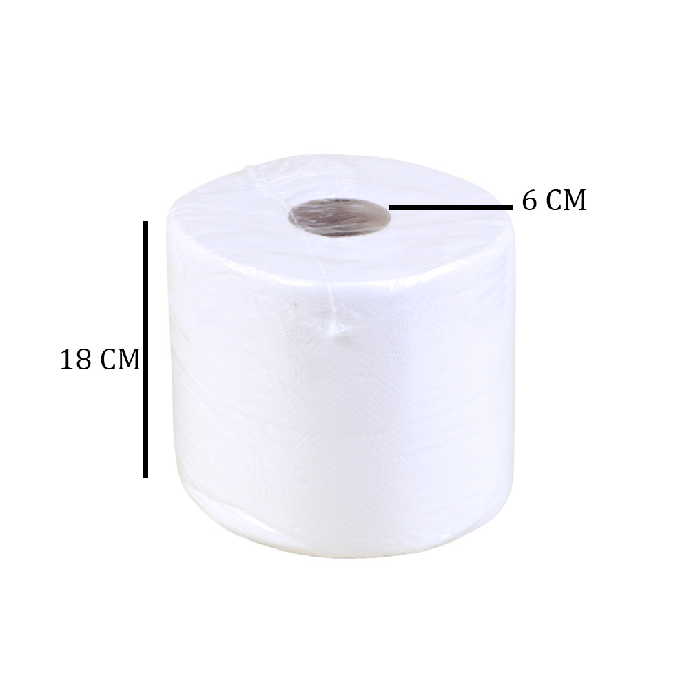 Maxi Roll Toleen Drying Paper 300 Meters For Multi Usage متجر 15 وأقل