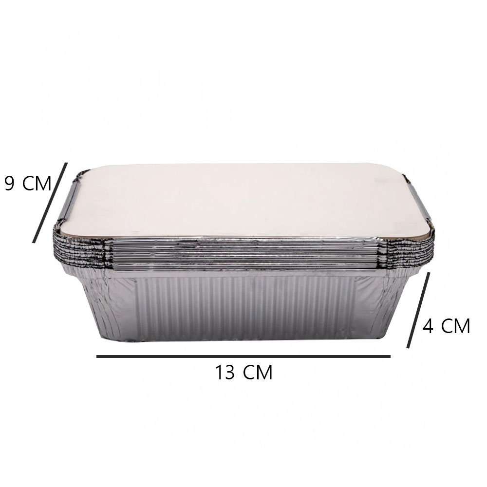 Aluminum Plate With A Paper Cover Size Small 10 PCS متجر 15 وأقل