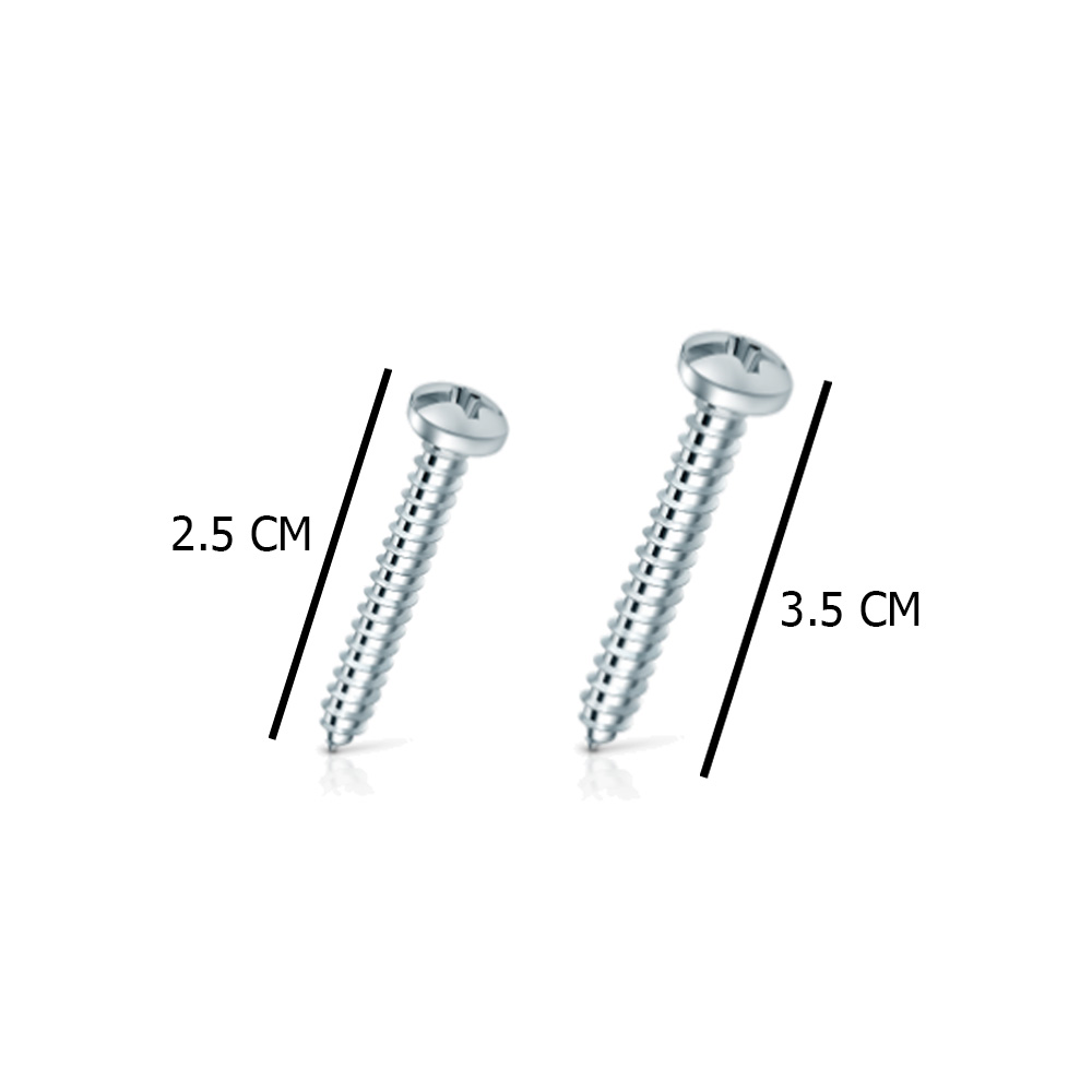 Iron Screws or Nails With Plastic Fisher 16 Pcs متجر 15 وأقل